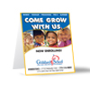 full color Table Tents